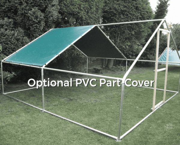 chicken run pvc cover